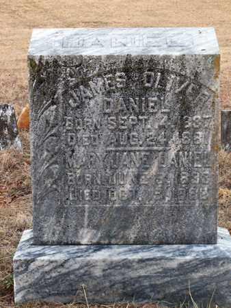 DANIEL, MARY JANE - Rhea County, Tennessee | MARY JANE DANIEL - Tennessee Gravestone Photos