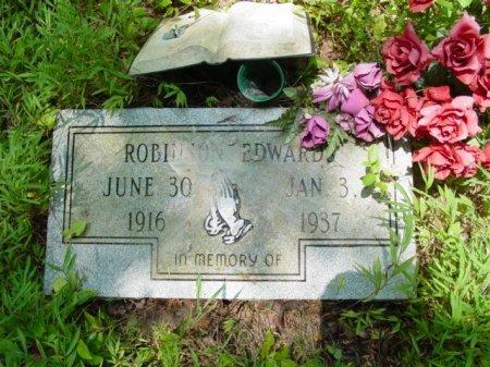EDWARDS, ROBINSON - Rhea County, Tennessee   ROBINSON EDWARDS - Tennessee Gravestone Photos