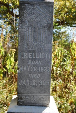 ELLIOTT, JOHN RICHARD  - Robertson County, Tennessee | JOHN RICHARD  ELLIOTT - Tennessee Gravestone Photos