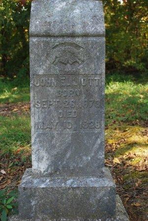 ELLIOTT, JOHN ROBERT - Robertson County, Tennessee | JOHN ROBERT ELLIOTT - Tennessee Gravestone Photos