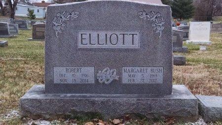 ELLIOTT, MARGARET - Robertson County, Tennessee | MARGARET ELLIOTT - Tennessee Gravestone Photos