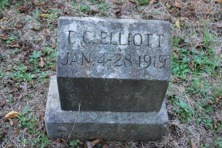 ELLIOTT, T. C. - Robertson County, Tennessee   T. C. ELLIOTT - Tennessee Gravestone Photos