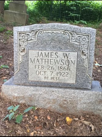 "MATHEWSON, JAMES ""JIMMIE"" WILLIAM - Robertson County, Tennessee   JAMES ""JIMMIE"" WILLIAM MATHEWSON - Tennessee Gravestone Photos"