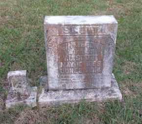 SCOTT, MINNIE EDNA - Robertson County, Tennessee | MINNIE EDNA SCOTT - Tennessee Gravestone Photos