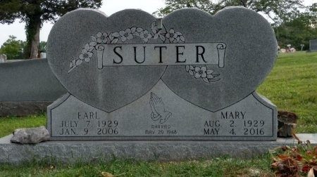 HAGEWOOD SUTER, MARY - Robertson County, Tennessee | MARY HAGEWOOD SUTER - Tennessee Gravestone Photos