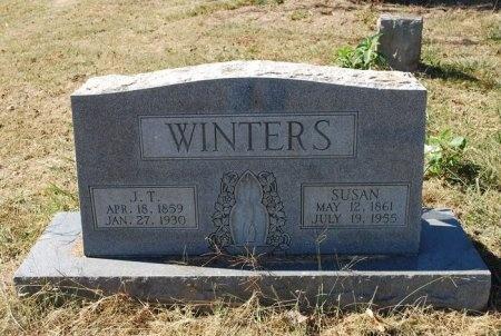 WINTERS, JAMES THOMAS - Robertson County, Tennessee | JAMES THOMAS WINTERS - Tennessee Gravestone Photos