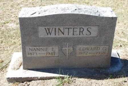 WINTERS, NANNIE LEOTA - Robertson County, Tennessee | NANNIE LEOTA WINTERS - Tennessee Gravestone Photos