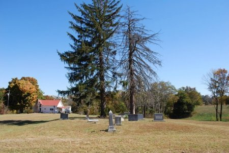 *WINTERS OVERVIEW,   - Robertson County, Tennessee |   *WINTERS OVERVIEW - Tennessee Gravestone Photos