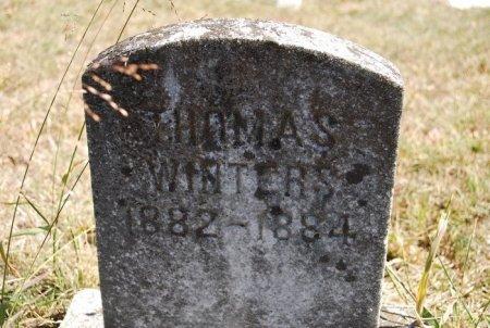 WINTERS, THOMAS - Robertson County, Tennessee | THOMAS WINTERS - Tennessee Gravestone Photos