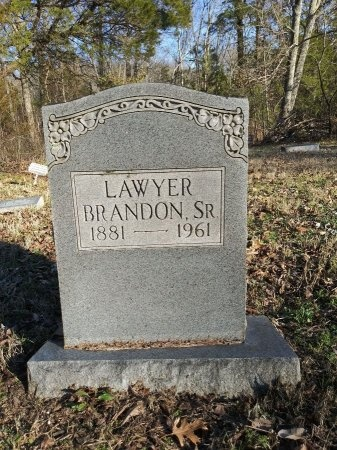 BRANDON, SR., LAWYER - Rutherford County, Tennessee | LAWYER BRANDON, SR. - Tennessee Gravestone Photos