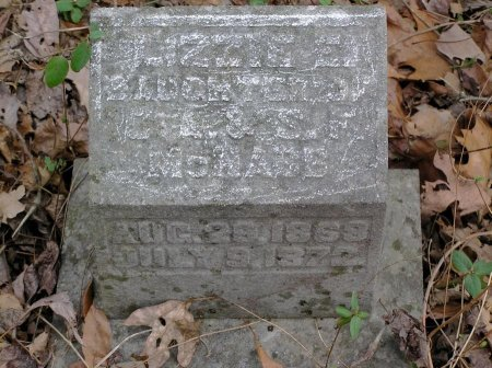 MCNABB, LIZZIE E. - Rutherford County, Tennessee | LIZZIE E. MCNABB - Tennessee Gravestone Photos