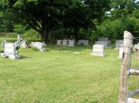 *CEMETERY VIEW,  - Rutherford County, Tennessee |  *CEMETERY VIEW - Tennessee Gravestone Photos