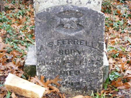 FERRELL, A. S. - Rutherford County, Tennessee | A. S. FERRELL - Tennessee Gravestone Photos