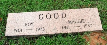 GOOD, MAGGIE J. - Rutherford County, Tennessee | MAGGIE J. GOOD - Tennessee Gravestone Photos