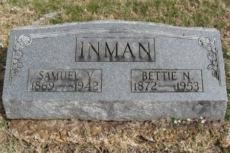 INMAN, BETTY CATHERINE - Rutherford County, Tennessee | BETTY CATHERINE INMAN - Tennessee Gravestone Photos