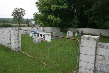 *JOHNS OVERVIEW,  - Rutherford County, Tennessee |  *JOHNS OVERVIEW - Tennessee Gravestone Photos