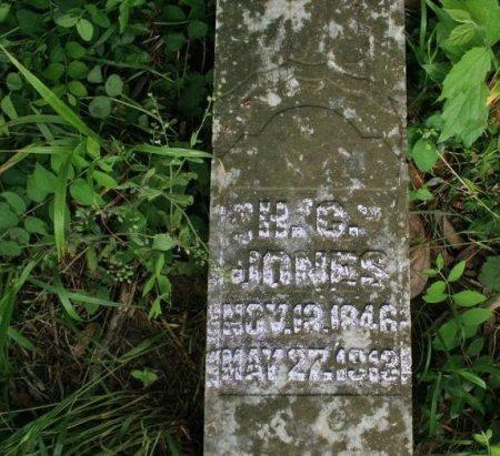 JONES, H. C. - Rutherford County, Tennessee | H. C. JONES - Tennessee Gravestone Photos