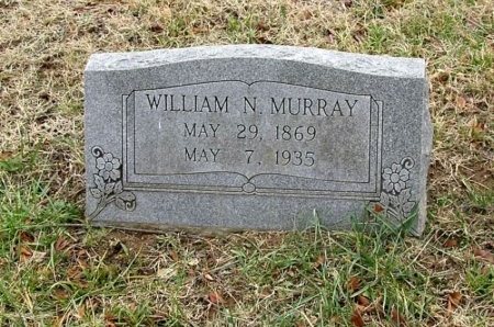 MURRAY, WILLIAM N. - Rutherford County, Tennessee | WILLIAM N. MURRAY - Tennessee Gravestone Photos