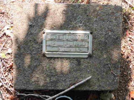 RHODES, ALLEAN - Rutherford County, Tennessee | ALLEAN RHODES - Tennessee Gravestone Photos