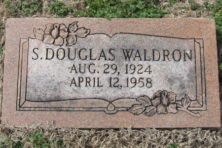 WALDRON, SAMUEL DOUGLAS - Rutherford County, Tennessee | SAMUEL DOUGLAS WALDRON - Tennessee Gravestone Photos
