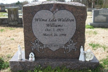 WILLIAMS, WILMA LELA - Rutherford County, Tennessee | WILMA LELA WILLIAMS - Tennessee Gravestone Photos