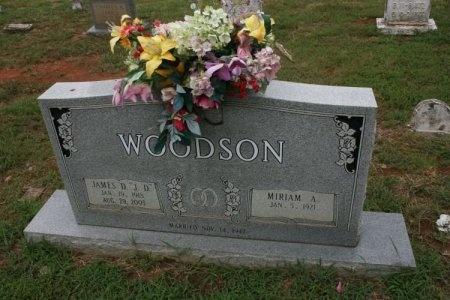 WOODSON, MIRIAM CHRISTINE - Rutherford County, Tennessee | MIRIAM CHRISTINE WOODSON - Tennessee Gravestone Photos