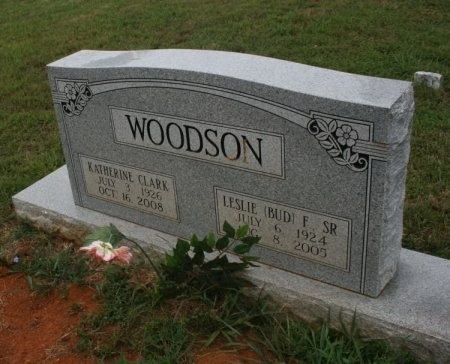 WOODSON, KATHERINE - Rutherford County, Tennessee | KATHERINE WOODSON - Tennessee Gravestone Photos