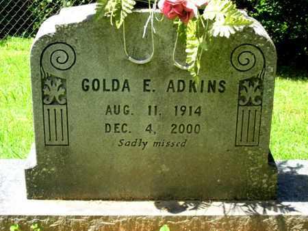 ADKINS, GOLDA ELIZABETH - Scott County, Tennessee   GOLDA ELIZABETH ADKINS - Tennessee Gravestone Photos