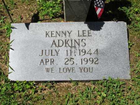 ADKINS, KENNY LEE - Scott County, Tennessee | KENNY LEE ADKINS - Tennessee Gravestone Photos