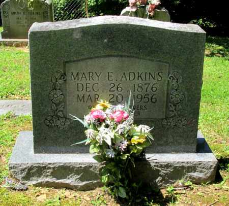 ADKINS, MARY ELIZABETH - Scott County, Tennessee | MARY ELIZABETH ADKINS - Tennessee Gravestone Photos