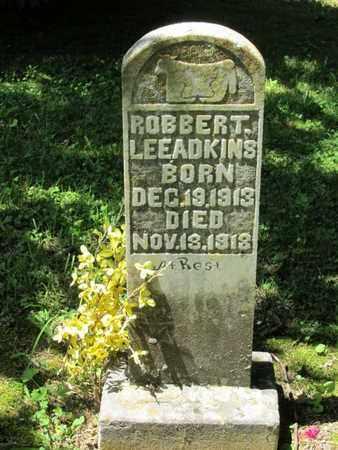 ADKINS, ROBERT LEE - Scott County, Tennessee   ROBERT LEE ADKINS - Tennessee Gravestone Photos