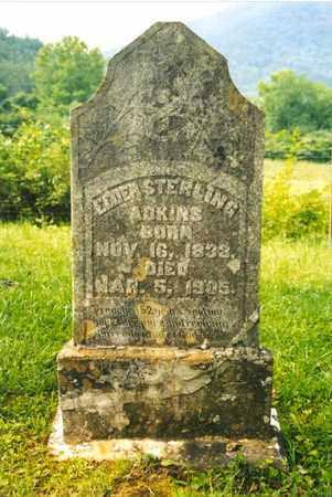 ADKINS, STERLING (ELDER) - Scott County, Tennessee | STERLING (ELDER) ADKINS - Tennessee Gravestone Photos