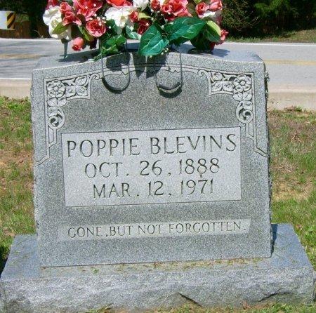 BLEVINS, POPPIE - Scott County, Tennessee | POPPIE BLEVINS - Tennessee Gravestone Photos