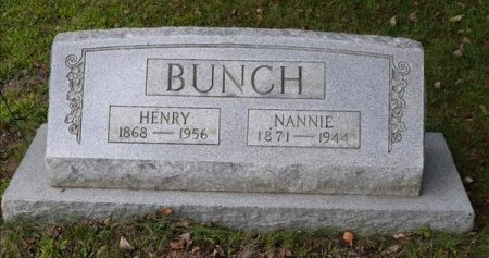 BUNCH, HENRY T. - Scott County, Tennessee | HENRY T. BUNCH - Tennessee Gravestone Photos
