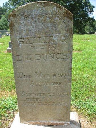 "BUNCH, SARAH C. ""SALLIE"" - Scott County, Tennessee | SARAH C. ""SALLIE"" BUNCH - Tennessee Gravestone Photos"