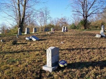 *CEMETERY VIEW,  - Scott County, Tennessee |  *CEMETERY VIEW - Tennessee Gravestone Photos