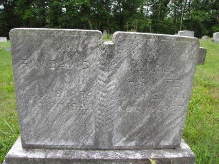 """DAVIS, RUBEN WILLIAM """"R.W."""" - Scott County, Tennessee   RUBEN WILLIAM """"R.W."""" DAVIS - Tennessee Gravestone Photos"""