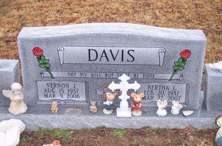 HASS DAVIS, BERTHA LENORE - Scott County, Tennessee | BERTHA LENORE HASS DAVIS - Tennessee Gravestone Photos