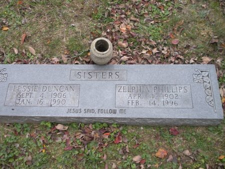 PHILLIPS, ZELPHIA - Scott County, Tennessee | ZELPHIA PHILLIPS - Tennessee Gravestone Photos