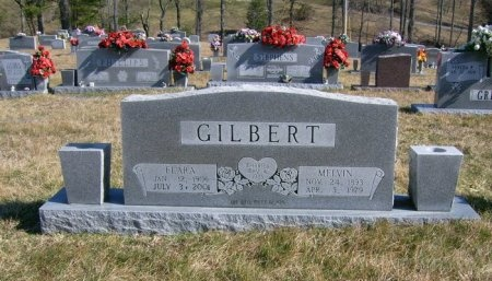 GILBERT, FLARA - Scott County, Tennessee | FLARA GILBERT - Tennessee Gravestone Photos