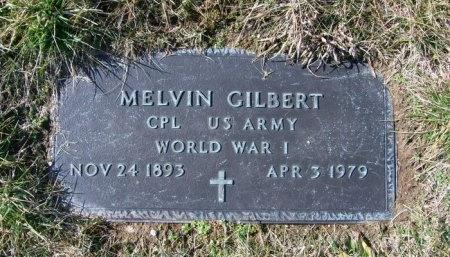 "GILBERT (VETERAN WWI), MELVIN ""MEL"" - Scott County, Tennessee | MELVIN ""MEL"" GILBERT (VETERAN WWI) - Tennessee Gravestone Photos"