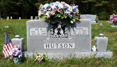 HUTSON, JOE HENRY - Scott County, Tennessee   JOE HENRY HUTSON - Tennessee Gravestone Photos