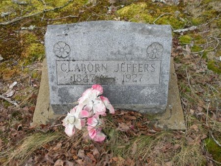 JEFFERS, CLABORN - Scott County, Tennessee | CLABORN JEFFERS - Tennessee Gravestone Photos