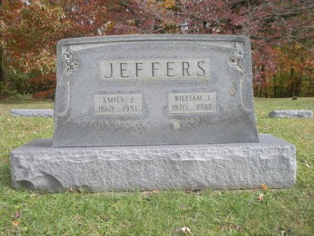 JEFFERS, WILLIAM J - Scott County, Tennessee | WILLIAM J JEFFERS - Tennessee Gravestone Photos
