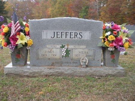 JEFFERS, JAMES - Scott County, Tennessee | JAMES JEFFERS - Tennessee Gravestone Photos