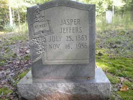 JEFFERS, JASPER - Scott County, Tennessee | JASPER JEFFERS - Tennessee Gravestone Photos