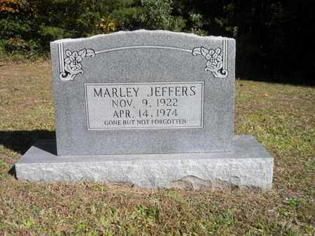 JEFFERS, MARLEY - Scott County, Tennessee | MARLEY JEFFERS - Tennessee Gravestone Photos