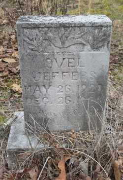 JEFFERS, OVEL - Scott County, Tennessee | OVEL JEFFERS - Tennessee Gravestone Photos