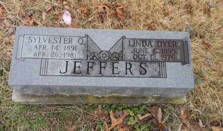 JEFFERS, SYLVESTER Q - Scott County, Tennessee | SYLVESTER Q JEFFERS - Tennessee Gravestone Photos