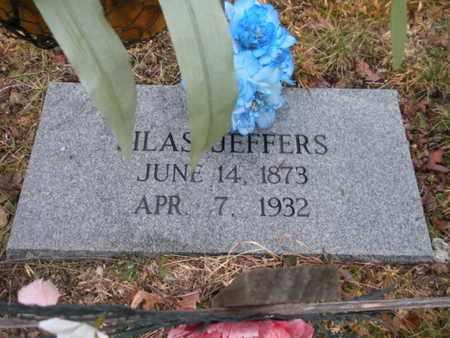JEFFERS, SILAS - Scott County, Tennessee | SILAS JEFFERS - Tennessee Gravestone Photos